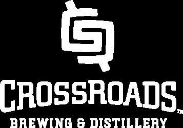 Crossroads Brewing & Distillery logo